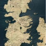 I think Westeros is really Kintyre with a few more crinkly bits.