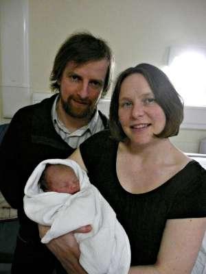 Richard, Emily & Caitlin